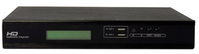 WolfPack HDMI Scaler Switch - 3-HDMI, 1-VGA, 1-S-Video & 1-Composite