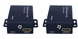 HDMI To CAT5 Extender w/POC & Zero Latency