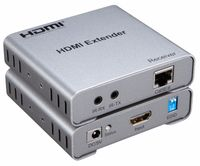 WolfPack HDMI to CAT5 Adapter to 100 Feet w/Audio, EDID & HDMI Loopout