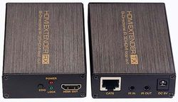 WolfPack HDMI to single CAT5 cable to 175′ w/Bi-directional IR & Loopout