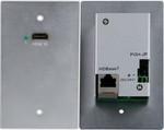 HDMI Wallplate Receiver Over HDBaseT