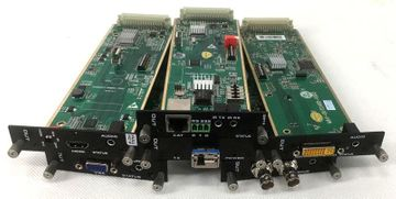 WolfPack One Port Cards for 9x9, 18x18 & 36x36 Modular Matrix Chassis