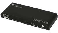 Intelix DL-A51-BSTK Digitalinx 5x1 HDMI Auto Switcher