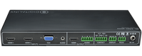 Intelix DL-AS31-2H1V-BSTK 3x1 Auto Switcher - 2 HDMI and 1 VGA