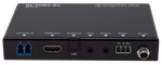 Intelix DL-FHD2-BSTK Digitalinx HDMI 2.0 Fiber Extension Set w/ ARC