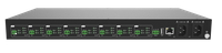 Intelix DL-PSU8 8 Output Selectable Voltage Rack Mount Power Supply