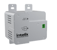 Intelix INT-HDX100-RXWP HDMI HDBaseT Recessed Face Wall Plate Receiver