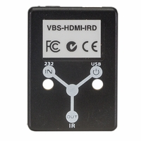 Just Add Power VBS-HDIP-IR Serial to IR Flux Capacitor