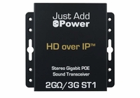 Just Add Power VBS-HDIP-ST1 Audio Transceiver ST1