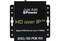 Just Add Power VBS-HDIP-505POE 2GΩ/3G Receiver (up to 1080p)