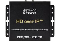 Just Add Power VBS-HDIP-715POE 2GΩ/3G+ Transmitter(to 1080p)