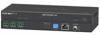 KanexPro EXT-NETAVRX NetworkAV over IP Decoder w/ POE & RS-232