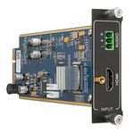 KanexPro FLEX-IN-HD4K Flexible 4K HDMI input card - seamless 4K@30