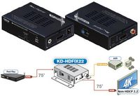 Key Digital KD-HDFIX22 Booster & HDCP 2.2 Fixer