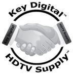 Key Digital KD-S2x1 2 to 1 HDMI Switcher, 4K, HDR10, HDCP2.2