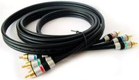 Kramer C-3RVM/3RVM-100 3 RCA Component Video Cable