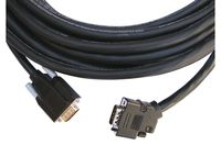 Kramer CP-GM/GM/XL-35 15-pin HD Cable with a Side-Angled Connector