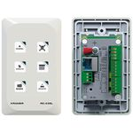 Kramer RC-43SL 6-button Ethernet Control Keypad