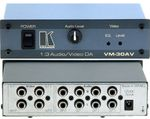 Kramer VM-30AV 1:3 Composite Video & Stereo Audio DA
