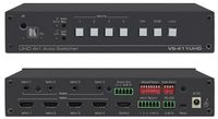 Kramer VS-411UHD 4x1 4K60 4:2:0 HDMI Auto Switcher with Audio