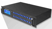 Press Release: WolfPack 4K 16x16x2 HDMI Matrix Switch Over CAT5 w/Control4 Drivers Announced by HDTV Supply, Inc.