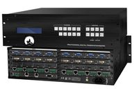 Modular HDMI Matrix Switch with Video Wall Options