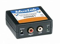 MuxLab 500081 Digital Audio Converter, Dolby® Digital
