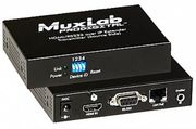 MuxLab 500753-TX HDMI / RS232 Over Ip Extender Kit With POE