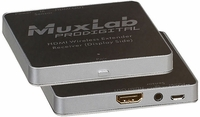 MuxLab 500780-RX HDMI Wireless Receiver (Up to 100')