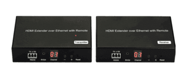 Network HDMI Matrix Switchers  w/WEB GUI, & Remote IR (85)