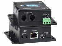 NTI E-1W Environment Monitoring System with 1-Wire Sensor Interface