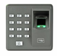 NTI E-FACKR RFID Access Control Keypad w/Biometric Fingerprint Reader