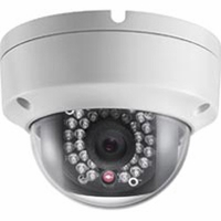 NTI E-IPCAM-DHNPO-P High-Definition Wired Outdoor IP Dome Camera