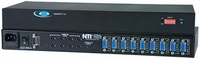 NTI SE-15V-4-RS 4 Computers Between 1 Monitor VGA Video Switch w/RS232