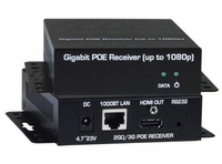 NTI ST-IPHD-R-2GOPOE HDMI Over Gigabit IP Extender