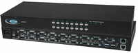 NTI UNIMUX-USBV-8HD 8-Port High Density VGA USB KVM Switch