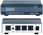 Ocean Matrix 7030 1x3 Y/C S-Video Distribution Amplifier
