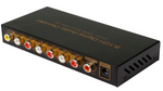 Optical Audio to 6-Channel Audio Converter