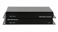 POE 28x42 HDMI Over IP Matrix Switcher w/Real Time Video Preview