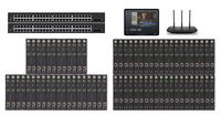 POE 32x40 HDMI Over IP Matrix Switcher w/Real Time iPad Video Preview