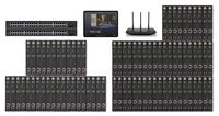 POE 32x50 HDMI Over IP Matrix Switcher w/iPad Real Time Video Preview