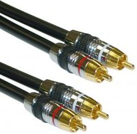 75 Foot Component Video Cable