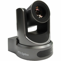 PTZOptics PT20X-USB-GY-G2 20x-USB Gen2 Live Streaming Camera (Gray)
