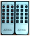 WolfPack™ IR Remote Control for WolfPack Matrix Switchers - Extra Image 2