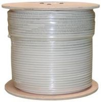 RG6 UL Quad Shielded Coaxial Cable Pullbox, 1000 ft
