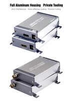 Rugged HDMI Over Coax Extender