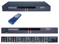 SB-5562 - 8x2 Composite/SV/Audio Matrix Sw+ IR+RS 232