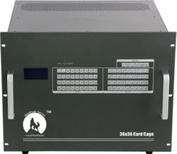 See 56-Seamless HDMI Matrix Switches w/HDMI Cards in 36x36 Chassis & 100ms Switching Time (56)