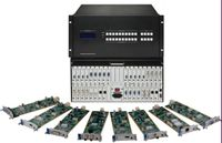 Seamless 4x24 HDMI Matrix Switcher w/100ms Switching, Scaling & Apps