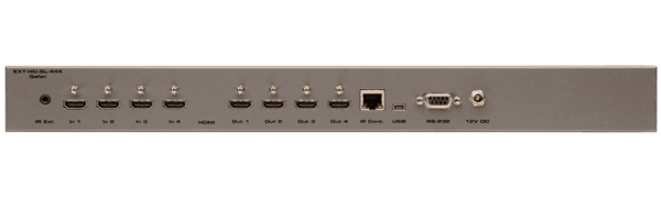 Seamless 4x4 HDMI Matrix Switch